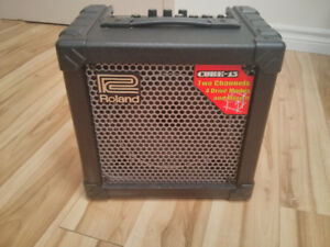 Roland Guitar Amp - Cube 15 with Equalizer - Perfect Condition