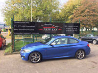 BMW M235i 2014, LOW MILEAGE, FINANCE AVAILABLE!!!