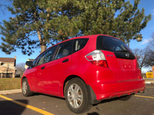 2009 HONDA FIT DX (140 KM)- DRIVES EXCELLANT,NO RUST,CLEAN BODY