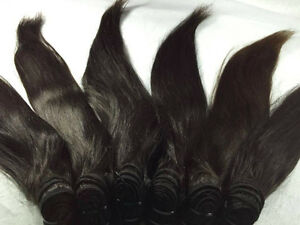 "Best 100% Real Human Hair Extensions IB,2 10""-28"""