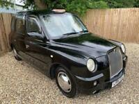 LONDON TAXIS CAB INT TX4 ELEGANCE AUTO BLACK CAB - TAXI