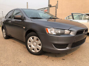 2009 MITSUBISHI LANCER DE JUST HAS 121449 KMS MANUAL MINT SHAPE!