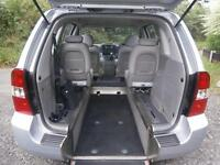 2011 Kia Sedona SEDONA CRDI WHEELCHAIR ACCESSIBLE VEHICLE 5 door Wheelchair A...
