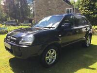 2007 57 Hyundai Tucson 2.0CRTD ( 4WD ) Limited