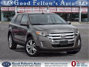 2013 Ford Edge SEL MODEL,6CYL, 3.5L, PAN ROOF, NAV CAMERA