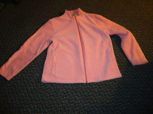Ladies Size XL Full Zip Fleece Sweater Kingston Kingston Area image 1