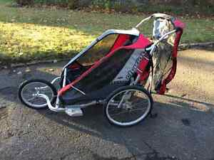 Chariot 2 seats looking for trade / échange to one seat