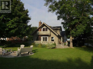 Vista Beach Lake Escape Cottage Rental - Bayfield/Grand Bend