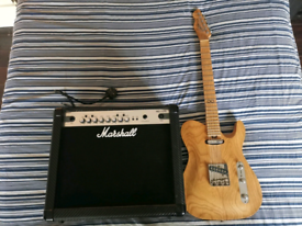Chapman ML-3 Traditional w/ Marshall MG30CFX