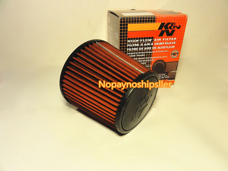 "3/"" Yellow Universal Tapered Cone High Flow Dry Air Filter Shortram//Cold Intake"