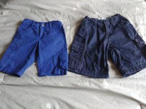Linge Gars 6x short chemise