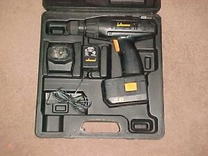 WAGNER CORDLESS VARIABLE SPEED DRILL