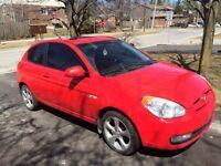 2008 Hyundai Accent Must Go!