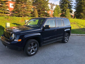 2014 Jeep Patriot High Altitude VUS, CUIR, TOIT