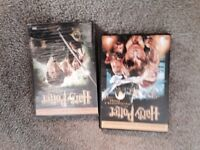 Harry Potter DVD's - 1st and 2nd movies in series