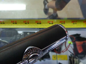 Harley bars with Willie-G grips   recycledgear.ca Kawartha Lakes Peterborough Area image 4