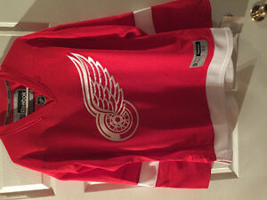Justin Abdelkader Detroit Red Wings Jersey