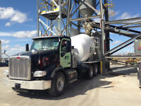 Ready Mix Concrete for delivery
