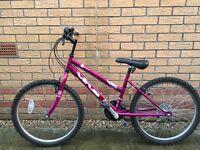 Ridgeback girls mountain bike £30