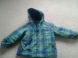 5T Boys CHEROKEE Fall/Winter Jacket