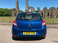 2009 (59) Renault Clio 1.2 Extreme ** Only 34,000 Miles ** New Mot On Purchase *