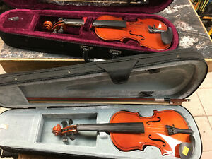 BRAND NEW WITH CASE VIOLIN SALE TODAY