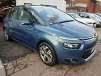 2014 (14) CITROEN C4 PICASSO 1.6 E-HDI AIRDREAM EXCLUSIVE 5DR