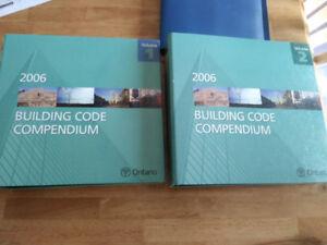 2006 Building Codes Compendium Binders