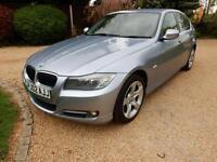 CHEAP CAR - 2011 02 BMW 3 SERIES 2.0 318D EXCLUSIVE EDITION 4D 141 BHP DIESEL