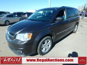 2017 Dodge GRAND CARAVAN CREW PLUS WAGON 3.6L CREW PLUS