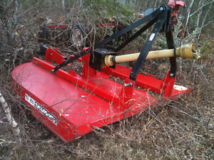 Bush Hog 6' Rotary Mower/Bush Mower in Excellent Condition