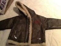 Baby boy DKNY jacket genuine