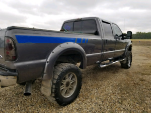 2006 Lifted F350