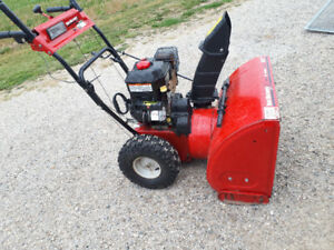 Yardmachine Snowblower