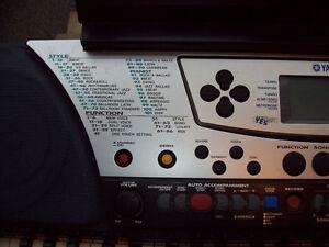 Yamaha PSR-340 West Island Greater Montréal image 4