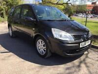 Renault Grand Scenic Expression dCi 7str DIESEL MANUAL 2008/08