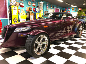 Plymouth Prowler 1999, seulement 29 500km