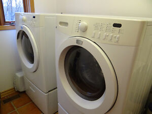 Washer &dryer by Electrolux Frigidaire Affinity HE models