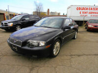 2005 VOLVO S80★5 CYL★LEATHER★SUNROOF★LOW LOW PRICE