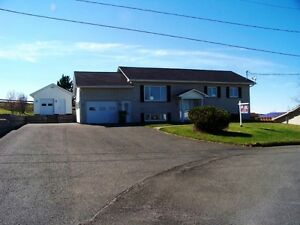 BEAUTIFUL 4 BEDROOM-MOVE IN READY LOCATED IN GRAND FALLS