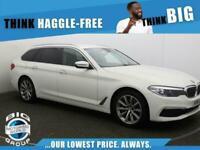 2018 BMW 5 Series 520I SE TOURING Auto Estate Petrol Automatic
