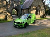2016 Volkswagen Caddy C20 TSI HIGHLINE BMT Panel Van Petrol Manual
