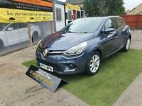 2017 Renault Clio 0.9 TCe Dynamique Nav (s/s) 5dr Hatchback Petrol Manual