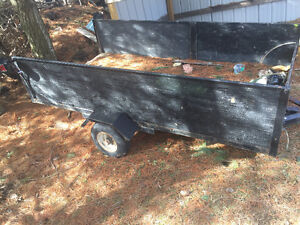 Great utility trailer need gone asap