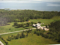 58 Acres Of Glorious Private Lakefront Property