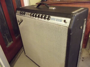 New Price!!!     Fender Super Reverb Amp.
