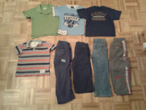 Lot of Boys Clothing Size 5T