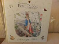 Peter Rabbit Photograph Album