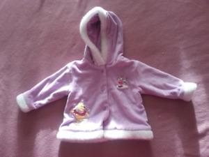 Disney Winnie The Pooh jacket size 18 months