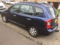 Kia CARENS2007 2,0 mpv Manual